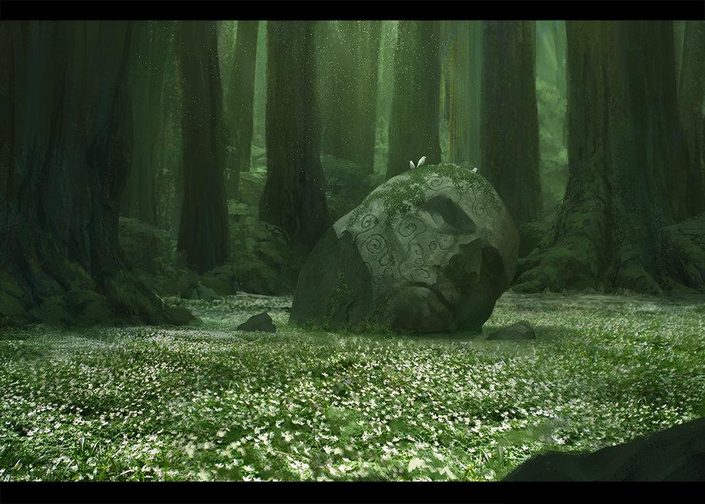 Anemone meadow - Veikka Somerma